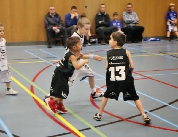 Oefenwedstrijden sporthal Boshoven