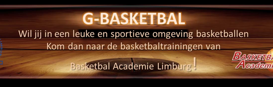 G-Basketbal in Weert