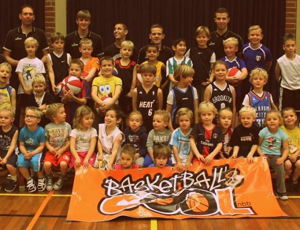 Basketbal 's Cooll weer van start op  zaterdag 19 september.