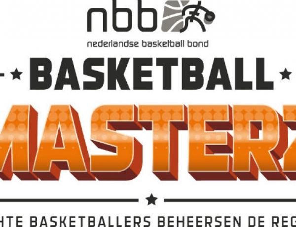 Echte basketballers beheersen de regels!